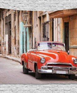 Kuba Wandbehang