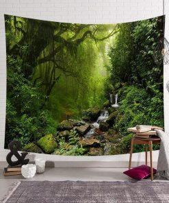 Wandbehang für draußen