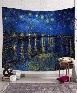 Wandbehang Van Gogh