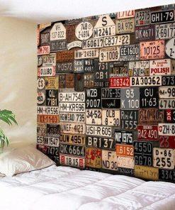 Vintage Wandbehang